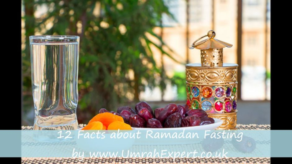 12 Facts about Ramadan Fasting