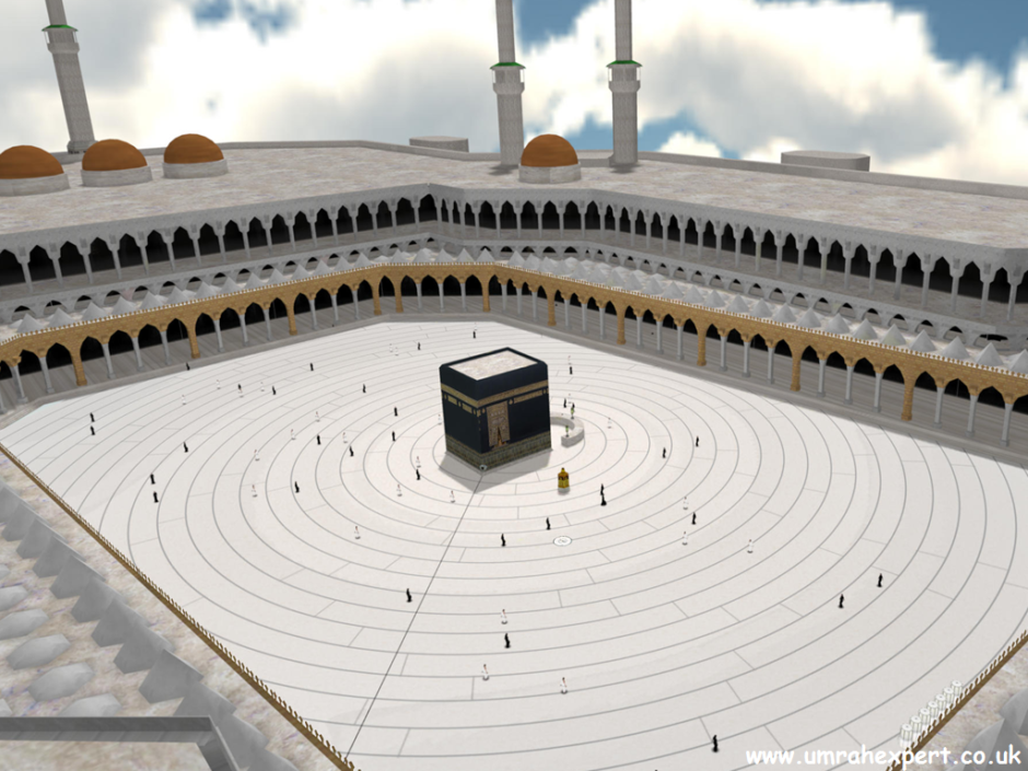 guide to perform Umrah