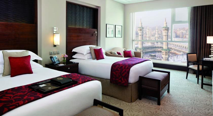 Fairmont Hotel at Makkah for Hajj and Umrah Packages
