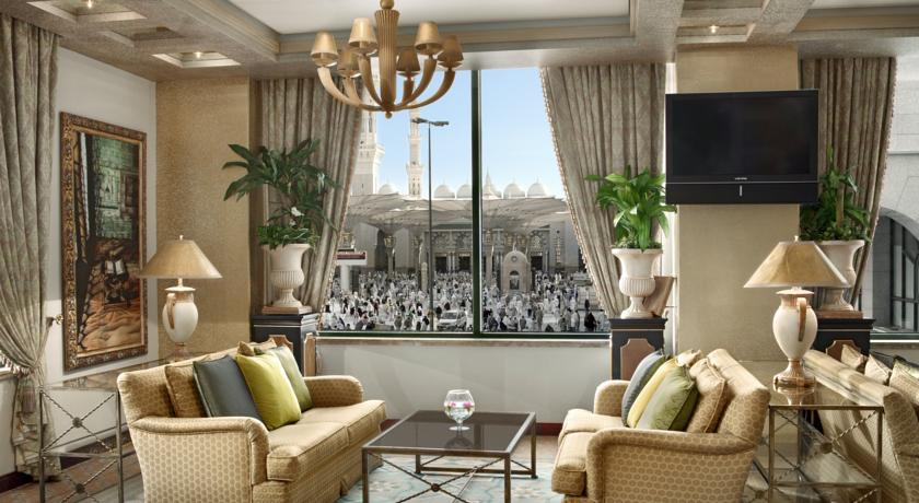 Al Eiman Royal at Madinah for Umrah and Hajj Packages