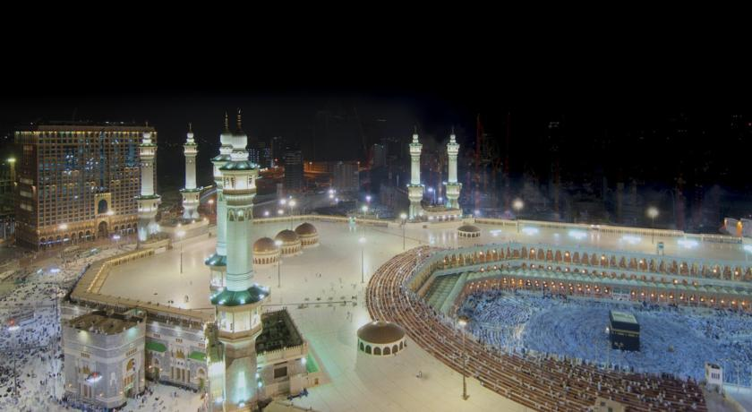 Dar Al Towheed International at Makkah for Hajj and Umrah Packages