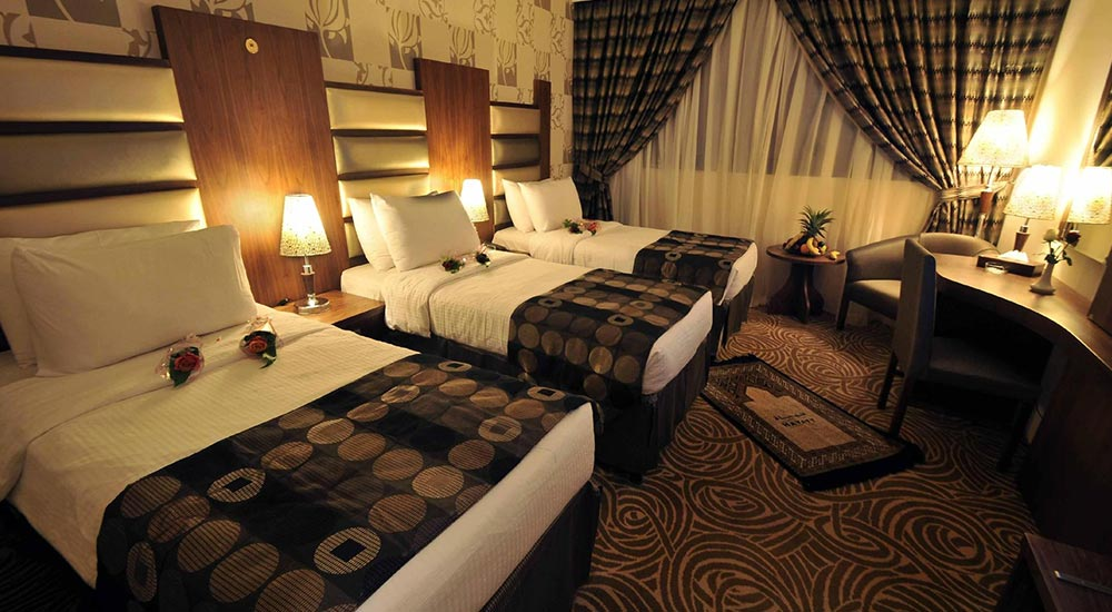 Al Madinah Harmony at Madinah for Umrah and Hajj Packages