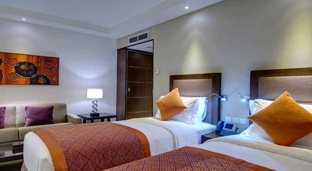Crown Plaza at Madinah for Umrah and Hajj Packages