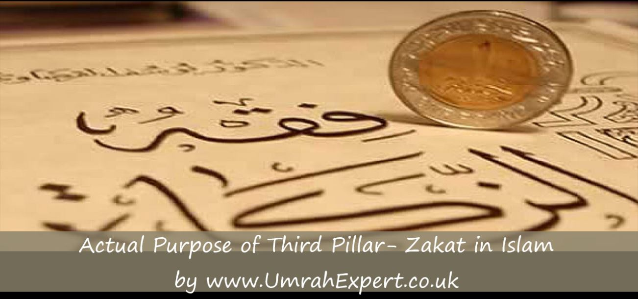 Actual Purpose of Third Pillar- Zakat in Islam