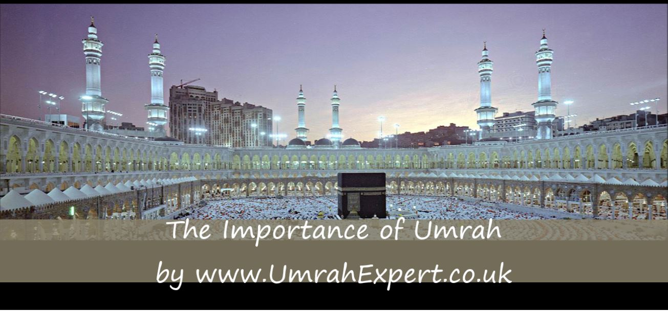The Importance of Umrah