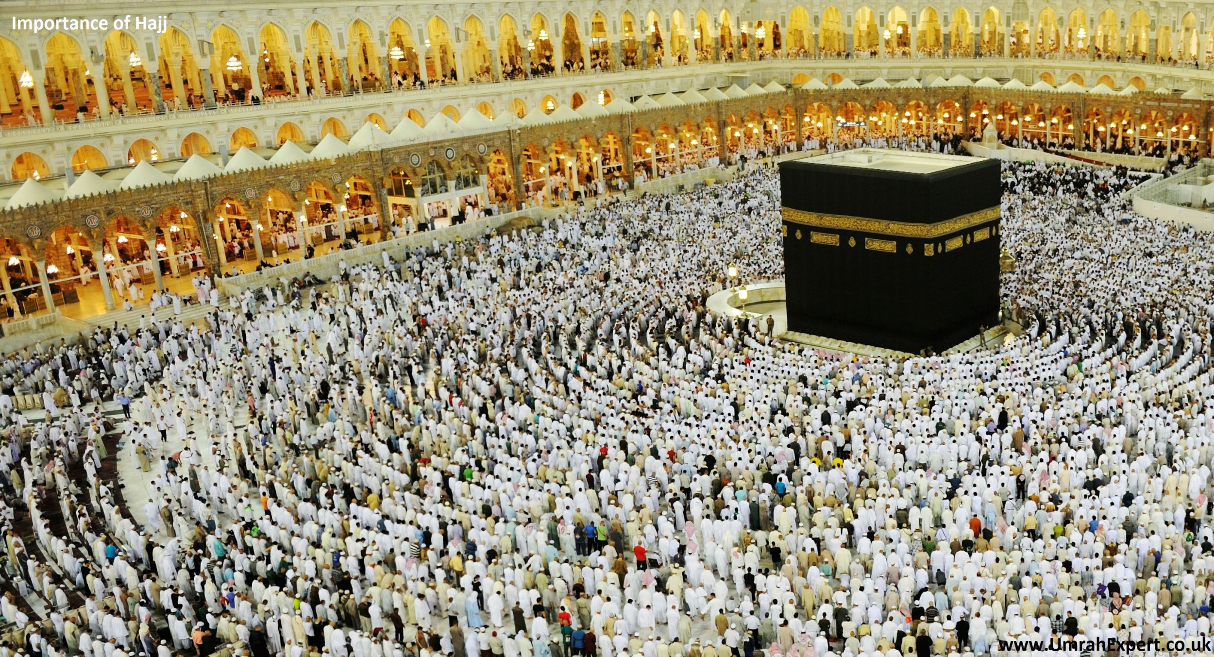 Hajj Importance for Muslims