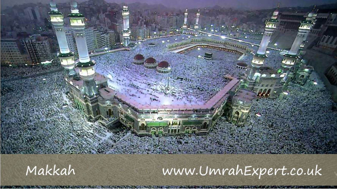 Why do millions gather in Makkah every year?