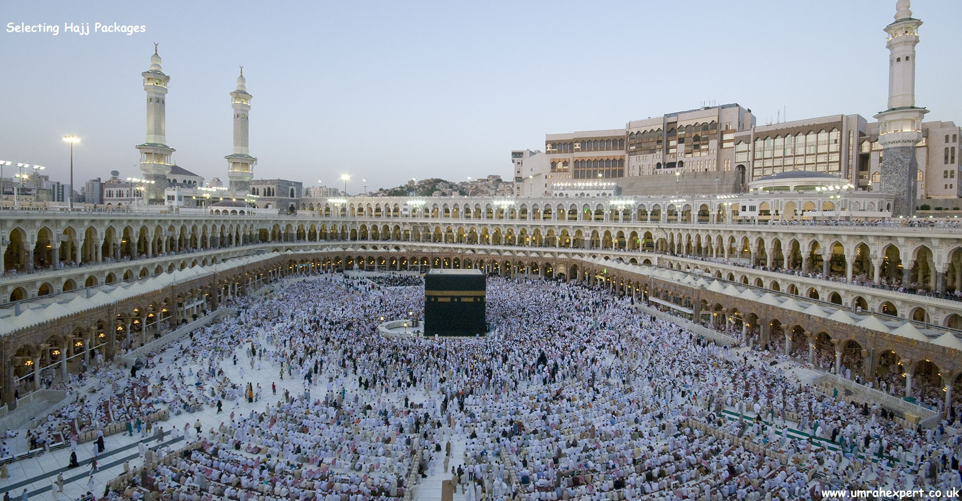 Selecting Hajj Packages